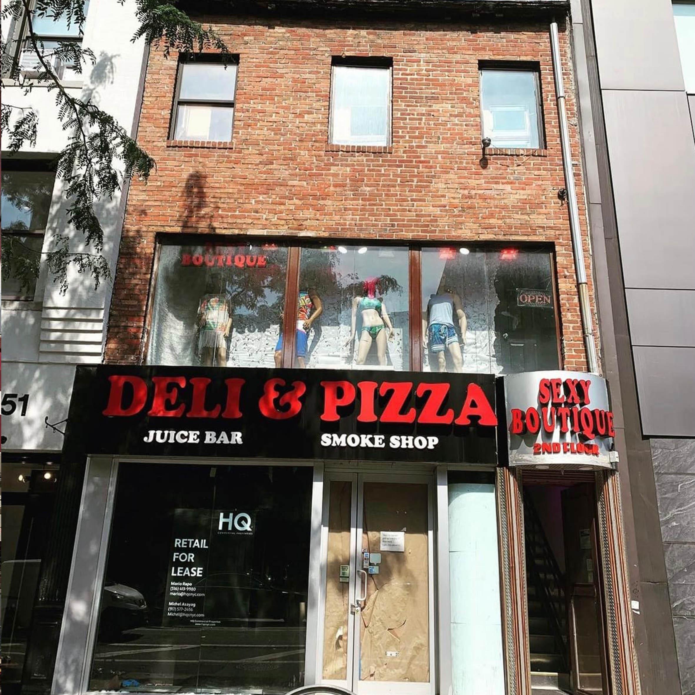 Retail for LEASE 155 Eight Avenue NYC 1700                     sq plus 1700 sq Basement Asking $15000                                                                           Mario@hqcnyc.com